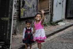 Kids of the Street// Istanbul, Turkey
