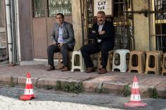 Street Meeting // Istanbul, Turkey
