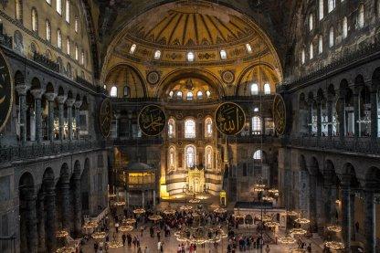 Hagia Sofia // Istanbul, Turkey