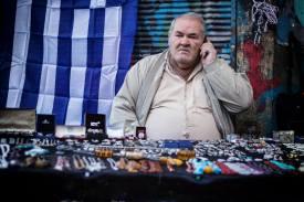 Greek Businessman // Athens, Greece