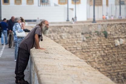 Lookout // Cadiz, Spain
