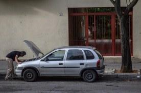 Car repair // Sevilla, Spain