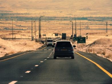 Roadtrip // Dead Sea, Israel
