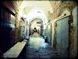 Market // Akkon, Israel