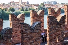 Bridge Music // Verona, Italy
