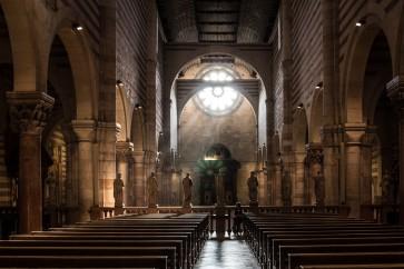 Lights from heaven // Verona, Italy