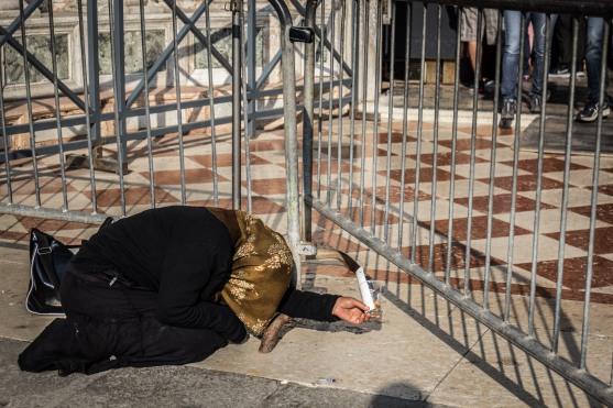 Behind Bars // Venice, Italy