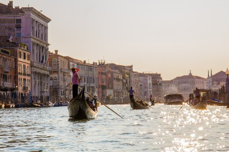 The Grand Canal // Venice, Italy