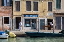 Garage // Venice, Italy
