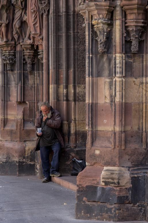 Prayer // Straßbourg, France
