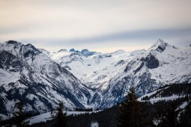 Up the Mountain // Zell am See, Austria
