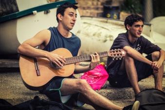 Musicians // Lloret De Mar, Spain