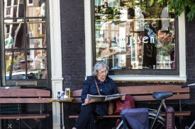 Coffee Break // Amsterdam, Netherlands