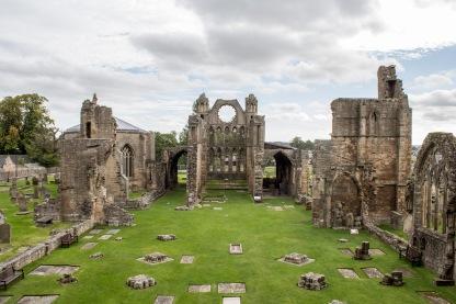 Ruins // Elgin Cathedral, Scotland