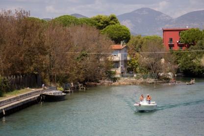 Boat Tour // West Coast, Italy