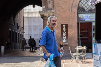 Entertain the Streets // Bologna, Italy