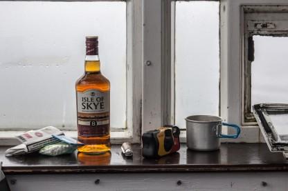 Everything you need // North Cap, Isle of Skye
