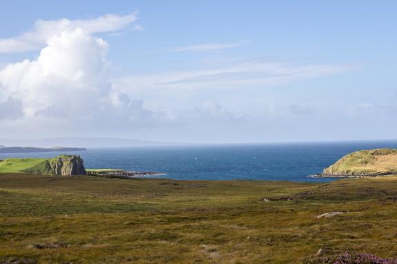 Open Water // North Cap, Isle of Skye