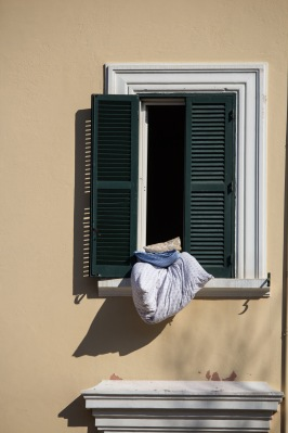 Making the Bed // Ostia, Italy