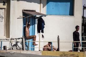 Noontraining // Ostia, Italy
