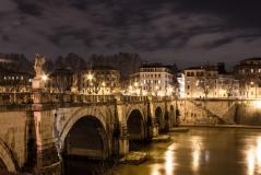 The Bridge of Angels // Rome, Italy