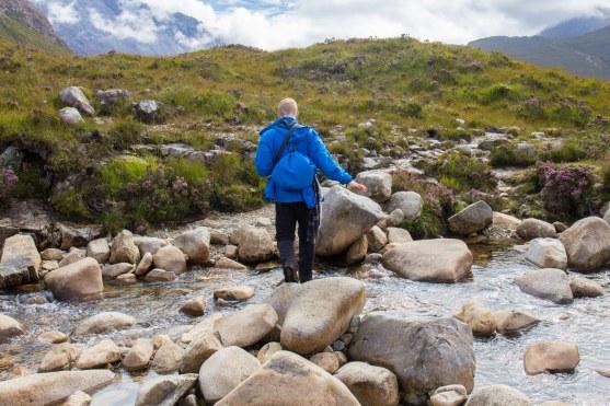 The Hiker // Cullin Hills, Isle of Skye