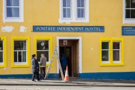 Yellow House // Portree, Isle of Skye