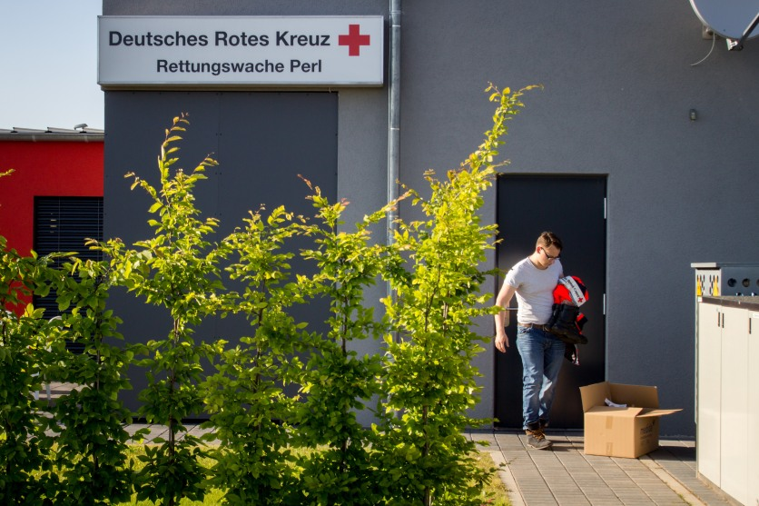 Knock off - After 12 hours the shift ends, in some other organisations there are also 24 hour shifts
