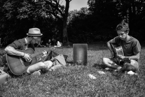 Jam Sessions take a big part in the life as a musician but also in the everyday well-beeing.