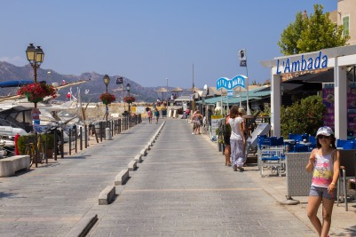 Ice Cream Broadway // Saint Florent, Corse