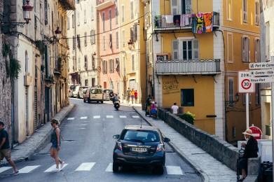 One Way Stripes // Bastia, Corse
