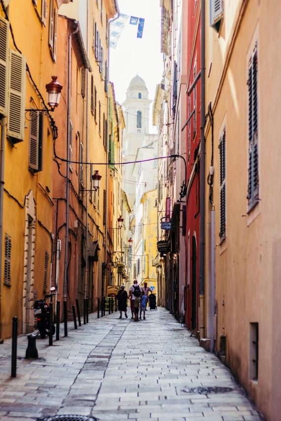 Take me to church // Bastia, Corse