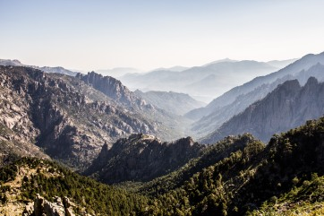 What a view // Restonica Valley, Corse