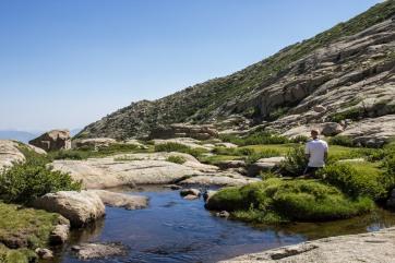Oasis // Lac de l'Oriente, Corse