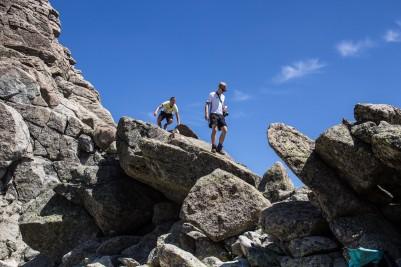 No Way to high // Monte Rotondo, Corse
