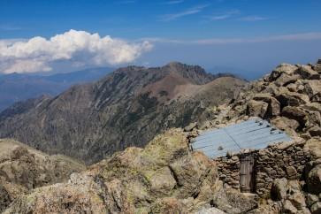 Biwak// Monte Rotondo, Corse