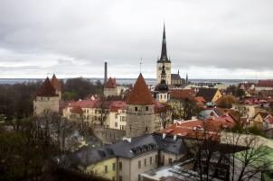 Old City // Tallinn, Estonia