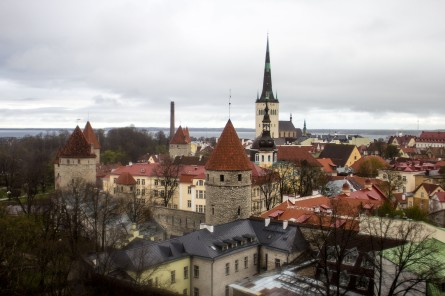 Old City // Tallinn, Estonia