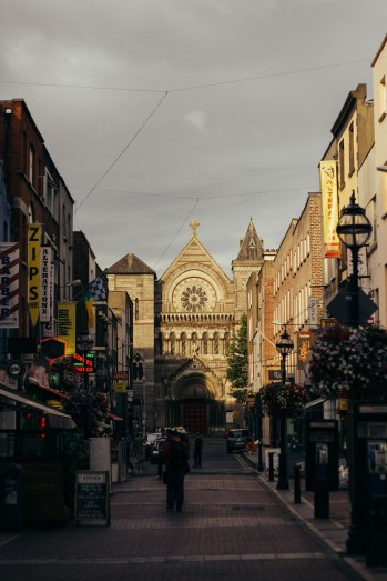 The Streets of Ireland's Capital are full of surprises.