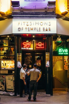 The most famous district in Dublin is Temple Bar.