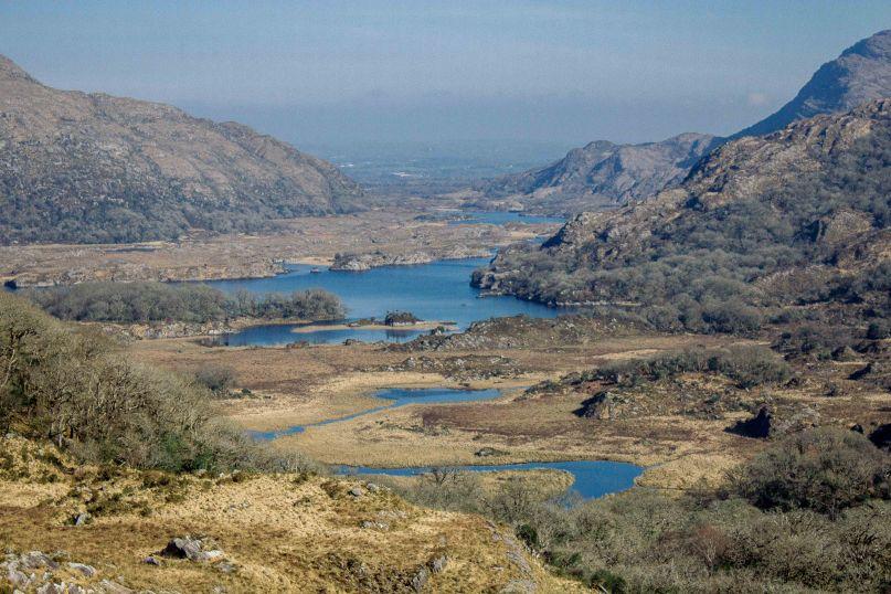 Lady's View, Ring of Kerry, Irish Westcoast..