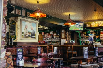 A pub on the irish Westcoast.
