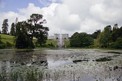 Powerscourt Gardens.