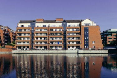 Residential Area in Dublin.