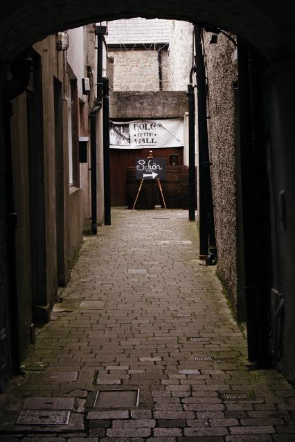 Café Schön in Kilkenny.