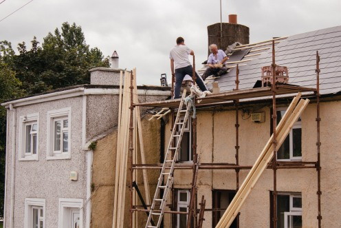 Roofers in Cork.