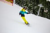 Snowboardin' // Zell am See, Austria