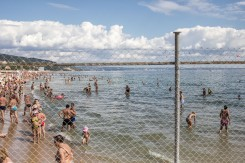Strand Fence // Golden Sands, Bulgaria
