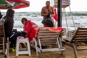 Life Savers // Golden Sands, Bulgaria