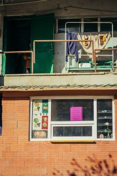 Shop and live, Turtle Lake, Tbilisi